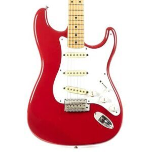 Электрогитара FENDER SQUIER MM STRATOCASTER HARD TAIL RED